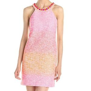 Trina Turk multi colored dress size 2